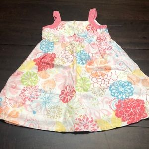 Cherokee dress.  Size 4T